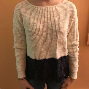 Madewell 2 Toned Sweater